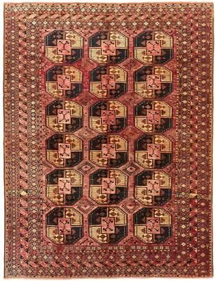 """ABC Home Vintage Afghan Wool Rug - 7'6""""x9'7"""""""