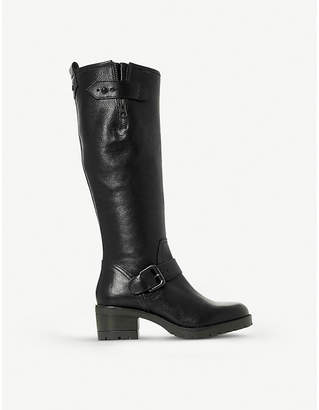 Dune Tilburn leather boots