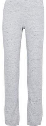 Monrow Marled Fleece Track Pants