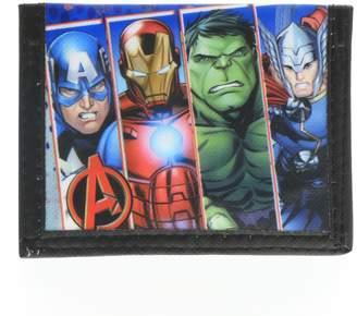 Disney Marvel Avengers Bifold Wallet with 4 Inner Pockets