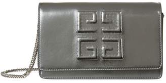 Givenchy Metallic Pandora Logo Wallet Bag