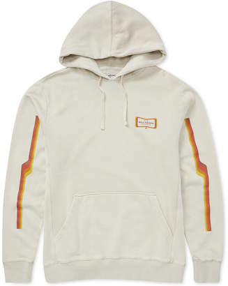 Billabong Men's Wave Washed Logo Graphic Hoodie