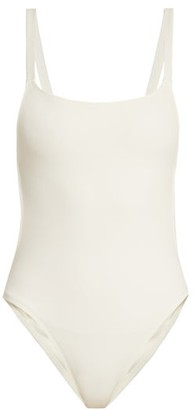 Solid & Striped The Toni Swimsuit - Womens - Cream