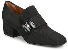 Aquatalia Loreen Suede Loafers
