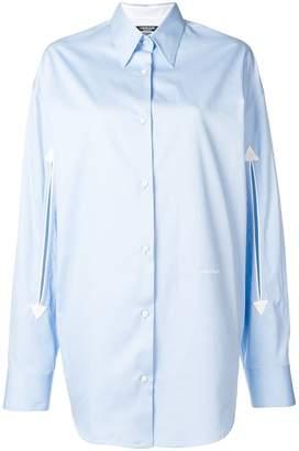 Calvin Klein plain button shirt