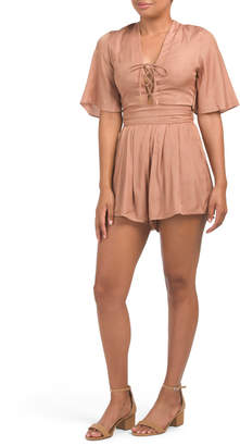 Juniors Australian Designed Carly Romper
