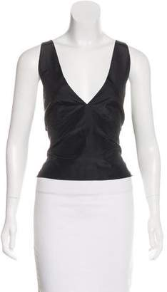 Sonia Rykiel Silk Sleeveless Top