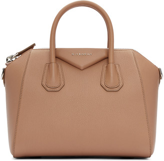 Givenchy Pink Small Antigona Bag $2,280 thestylecure.com