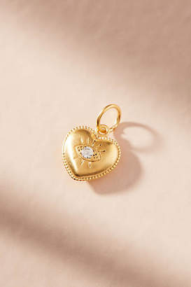Anthropologie Heart Locket Charm