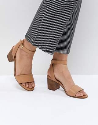 Aldo Tan Block Heeled Sandals