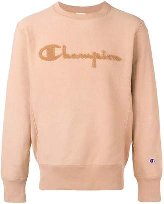 Champion logo sweatshirt