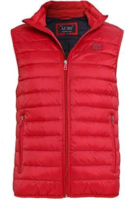 Armani Jeans Men's Packable Down Vest