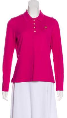Lilly Pulitzer Collared Long Sleeve
