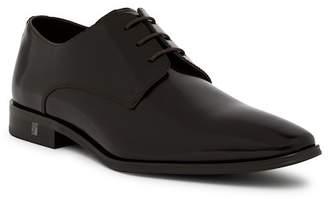 Versace Scarpe Leather Derby Shoe