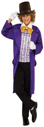 BuySeasons Willy Wonka & the Chocolate Factory: Willy Wonka Classic Boys Costume