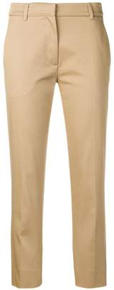 Valentino cropped slim-fit trousers