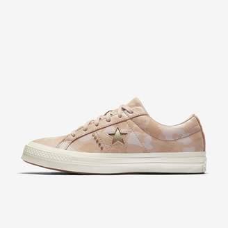 Converse One Star Camo Low Top Women's Shoe