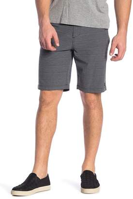 Billabong Crossifre X Striped Hybrid Walking Shorts