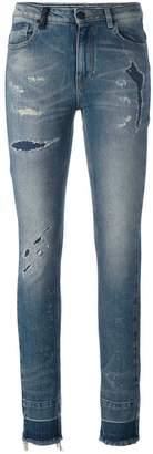 Marcelo Burlon County of Milan 'Belinda' jeans