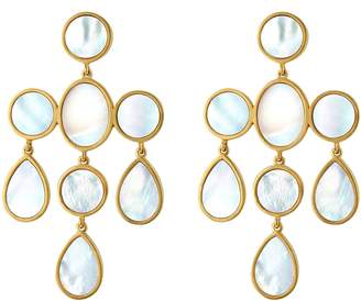 Asha Sabina Chandelier Drop Earrings