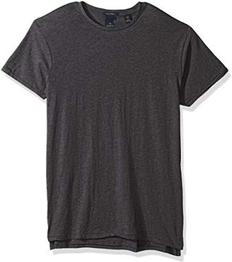 Scotch & Soda Men's Chic Tee in Cotton/Tencel Quality with Clean Outlook