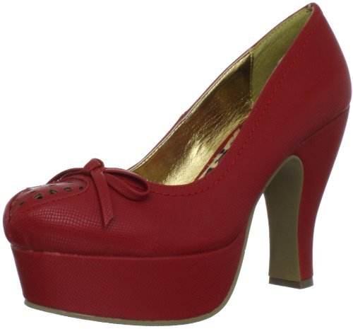 B.a.i.t. Women's Pretty Platform Pump