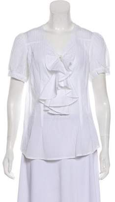Marc by Marc Jacobs Dobby Woven Top