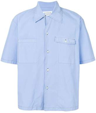 Maison Margiela shortsleeved button shirt