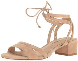 Via Spiga Women's Taryn Block Heel Sandal Dress
