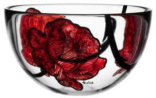 Kosta Boda Tattoo Bowl, Large