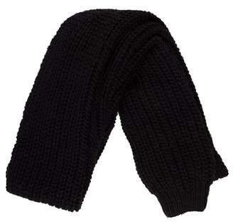 Issey Miyake Knit Long Scarf