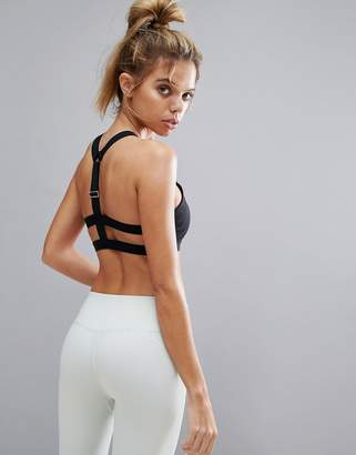 Abercrombie & Fitch Bralet with Strap Caging