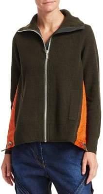 Sacai Reyn Spooner Sweater