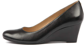 Naturalizer Emily-n Black Shoes Womens Shoes Comfort Heeled Shoes