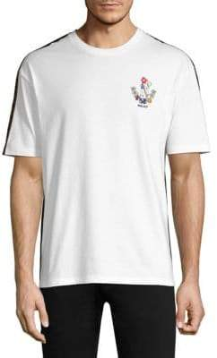 Bally Embroidery T-Shirt
