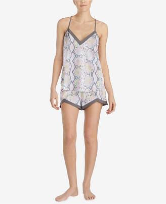 Betsey Johnson Printed Camisole Pajama Set