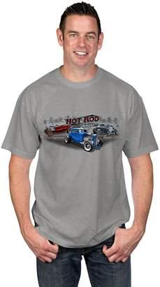 Newport Blue Big & Tall Classic Vehicle Tee