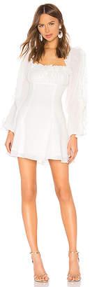 C/Meo Perfect Part Mini Dress