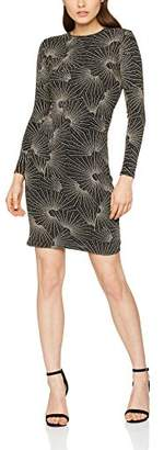 Dorothy Perkins Petite Women's Firework Bodycon Party Dress,(44 EU)