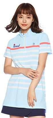 Munsingwear (マンシングウェア) - (マンシングウェア) Munsingwear(マンシングウェア) 半袖シャツ MGWLJA11 SA00 SA00(サックス) L