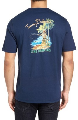 Men's Big & Tall Tommy Bahama Line Dancing Graphic T-Shirt $58 thestylecure.com