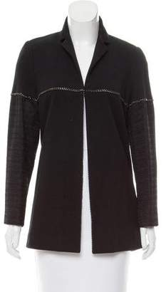 Chanel Chain Embellished Jacket