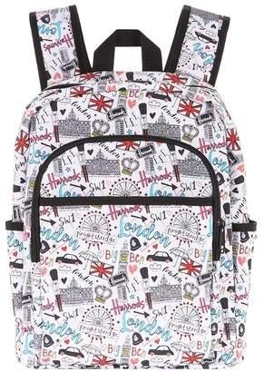Harrods Doodle London Backpack