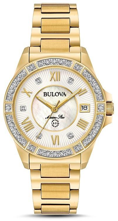 BulovaBulova Marine Start Watch, 32mm
