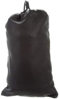 Burberry Drawstring Sling Backpack