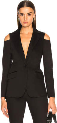 Frame Shoulderless Blazer