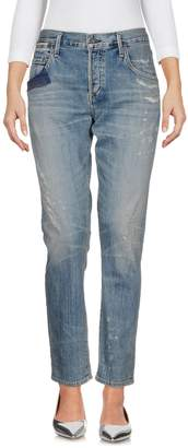 Citizens of Humanity Denim pants - Item 42662337TT