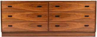 One Kings Lane Vintage Mid-Century Modern Chest of Drawers - Castle Antiques & Design