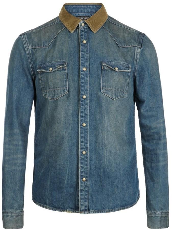 AllSaints Bedford Denim Shirt