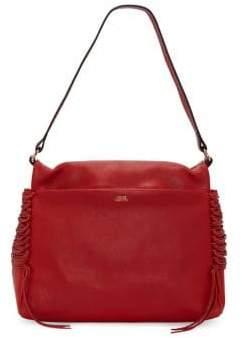 Vince Camuto Jayde Leather Shoulder Bag